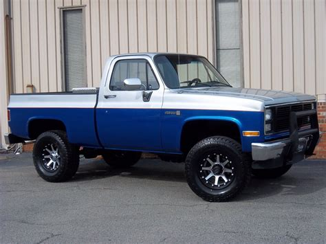 1987 Gmc Sierra 4x4 Short Bed For Sale