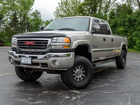 2006 Gmc 2500hd For Sale Craigslist