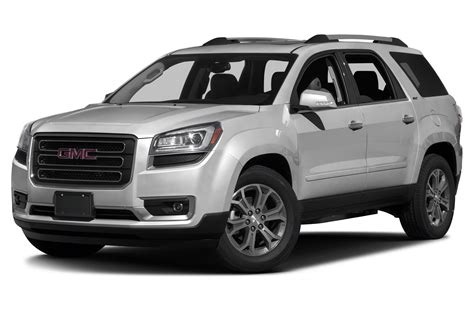 2017 Gmc Acadia Limited Configurations