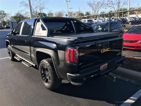 2017 Gmc Canyon Sport Bar