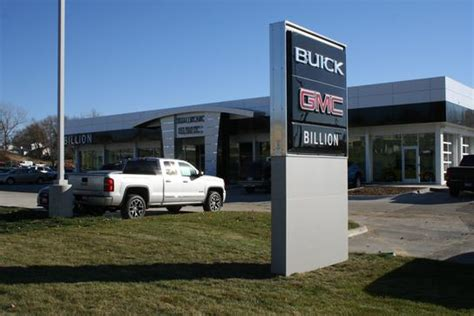 Billion Auto Buick Gmc Of Des Moines Clive Ia