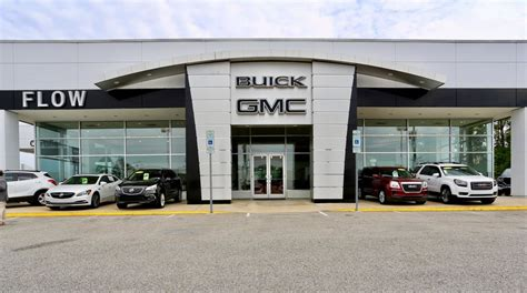 Flow Buick Gmc Of Fayetteville