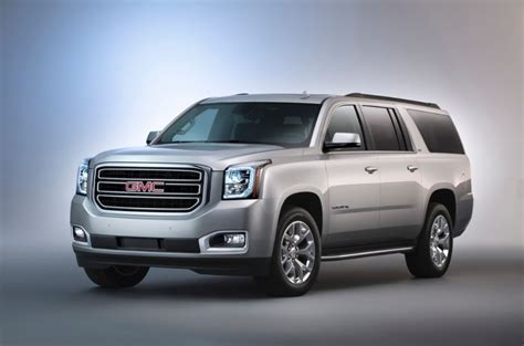 Gmc Suv List