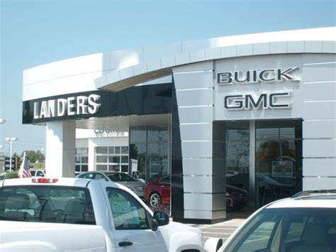 Landers Buick Gmc Southaven Ms