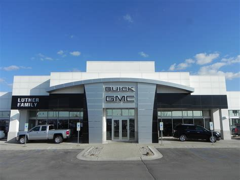 Luther Family Buick Gmc Fargo North Dakota