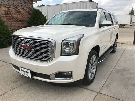 Used 2015 Gmc Yukon Xl For Sale Near Me