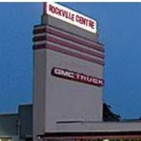 Who Owns Rockville Centre Gmc