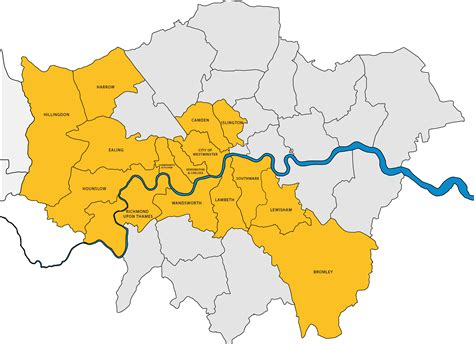 Map Borough