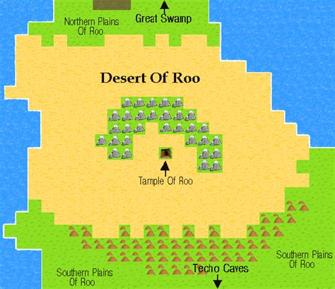 Map For Neoquest