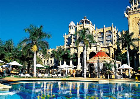 Map From Johannesburg To Sun City