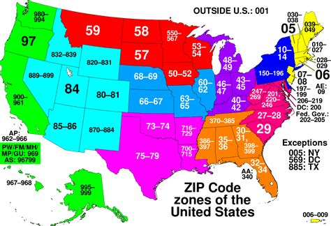 Map Locations By Zip Code