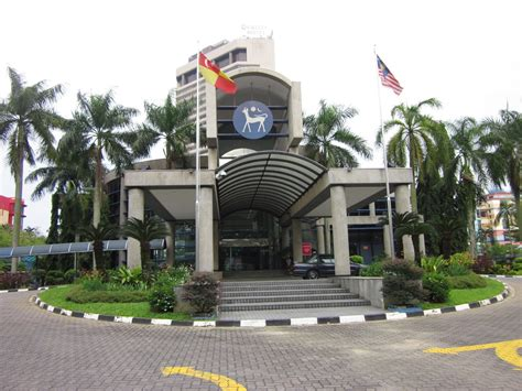 Map Of Bank Negara