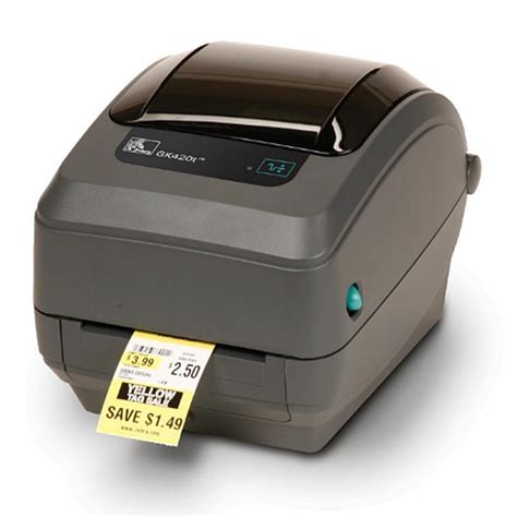 label printer zebra